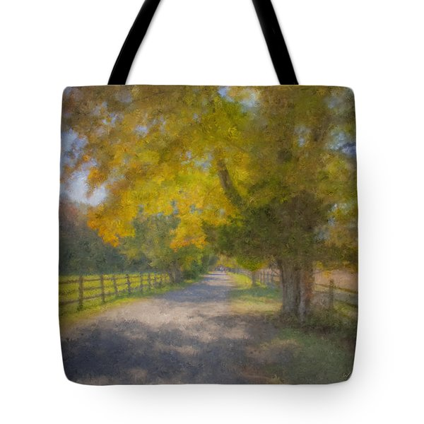 Smith Farm October Glory Tote Bag