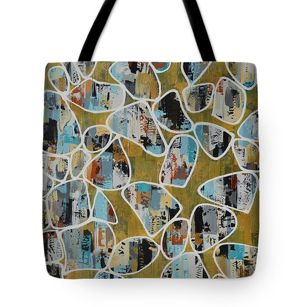 Smithereens Tote Bag