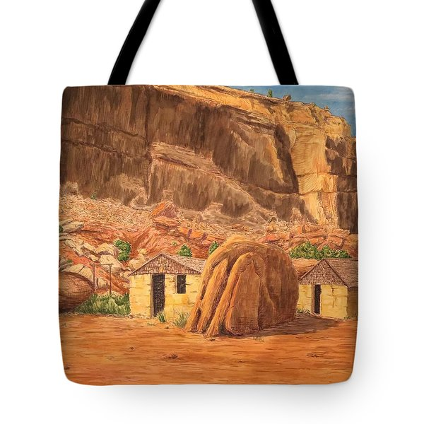 Smiths Cabin  Tote Bag