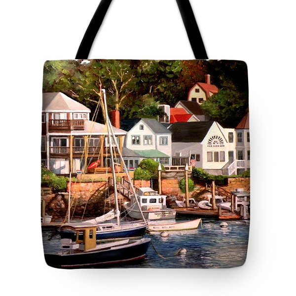 Smiths Cove Gloucester Tote Bag