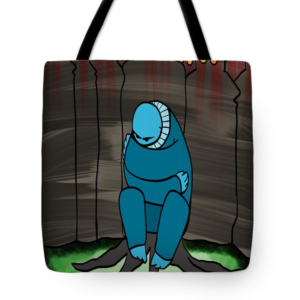 Smog Attack Tote Bag