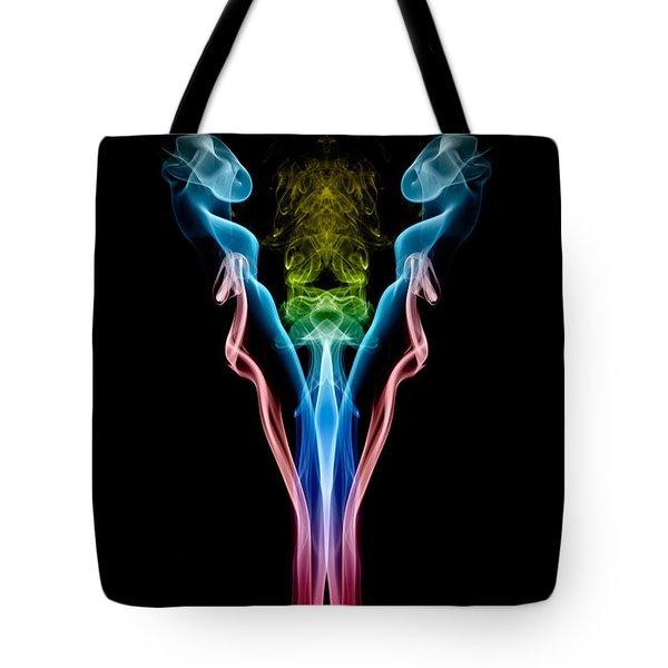 Smoke Demon Tote Bag