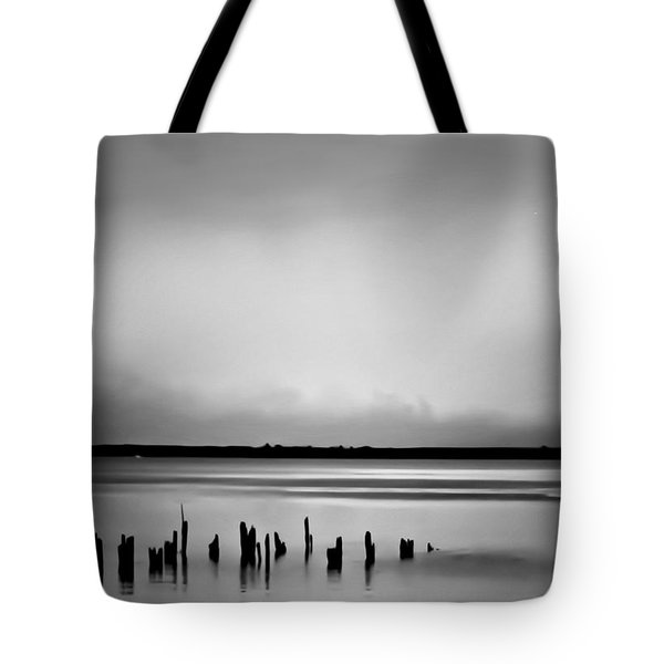 Smoke On The Water Tote Bag by Wallaroo Images