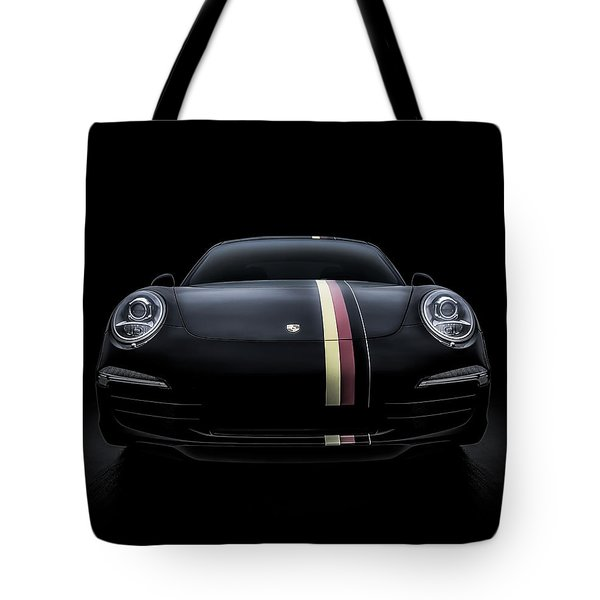Tote Bag featuring the digital art Smoke-stack Lightning by Douglas Pittman