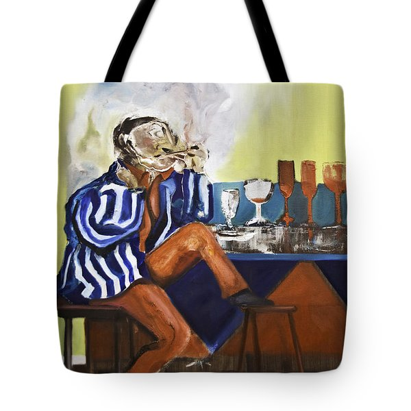 Smoker Tote Bag