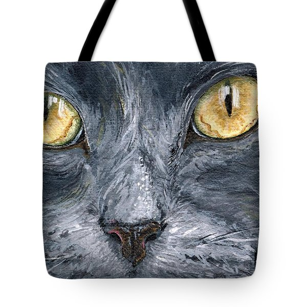 Smokey Tote Bag by Mary-Lee Sanders