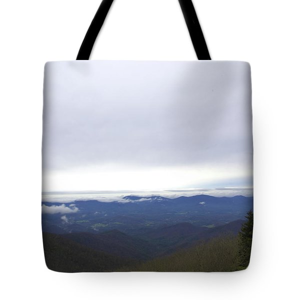 Smokey Mountains 2 Tote Bag