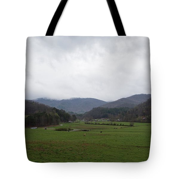 Smokey Mountains 3 Tote Bag