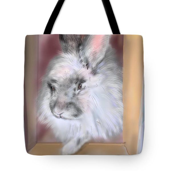 Smokeyblue Tote Bag