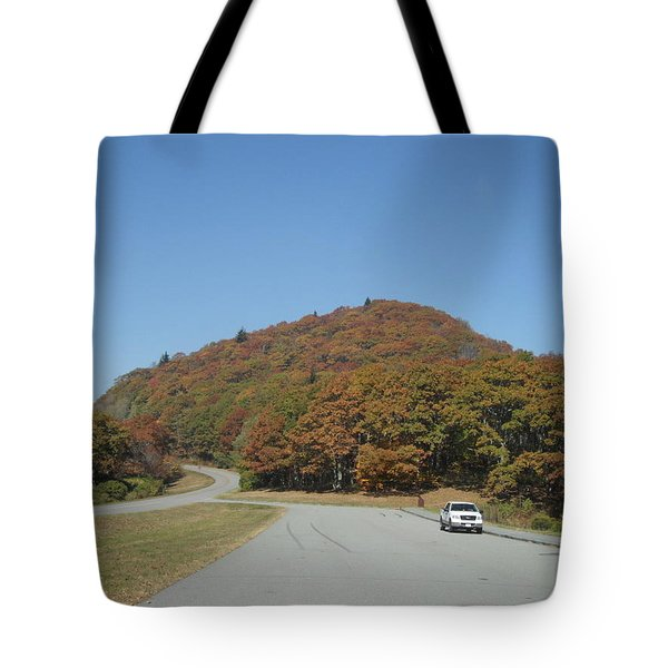 Smokies 10 Tote Bag