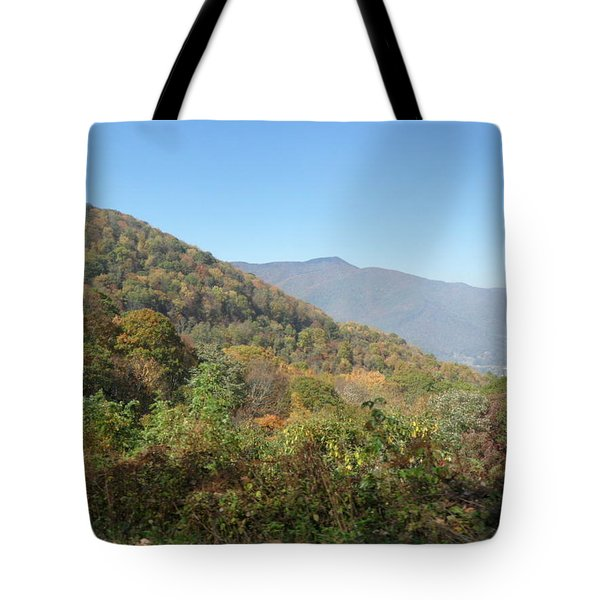 Smokies 11 Tote Bag