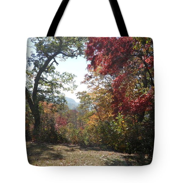 Smokies 12 Tote Bag