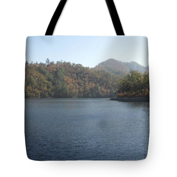 Smokies 14 Tote Bag