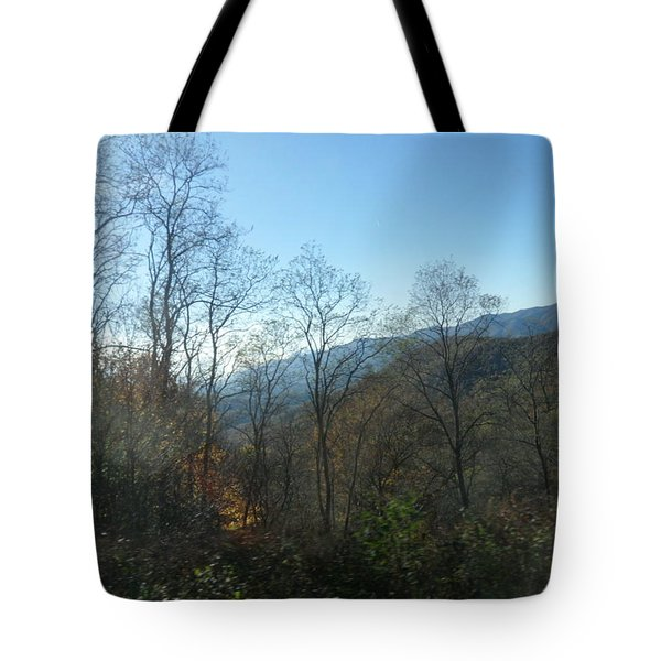 Smokies 15 Tote Bag