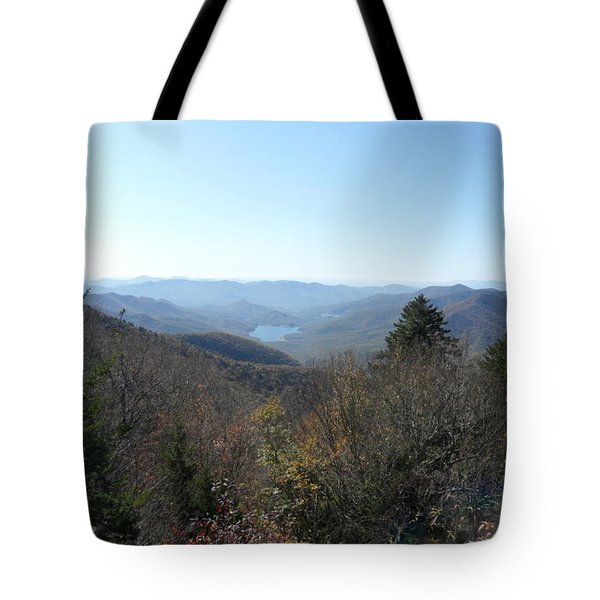 Smokies 16 Tote Bag