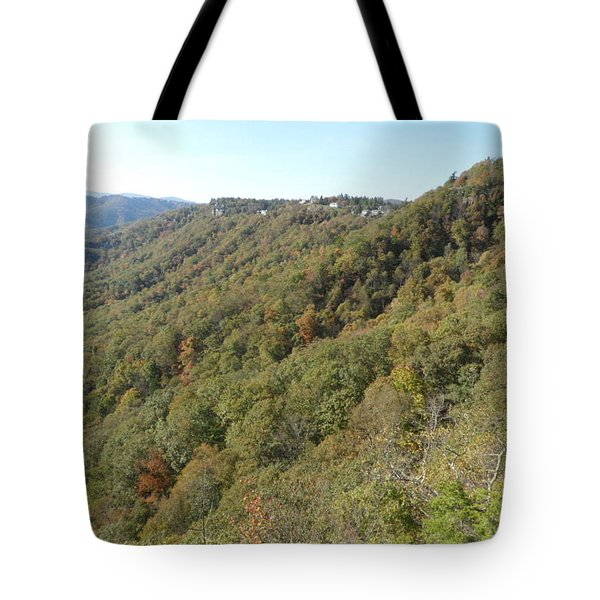 Smokies 19 Tote Bag