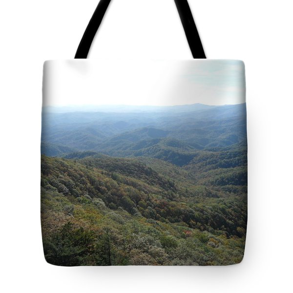 Smokies 20 Tote Bag