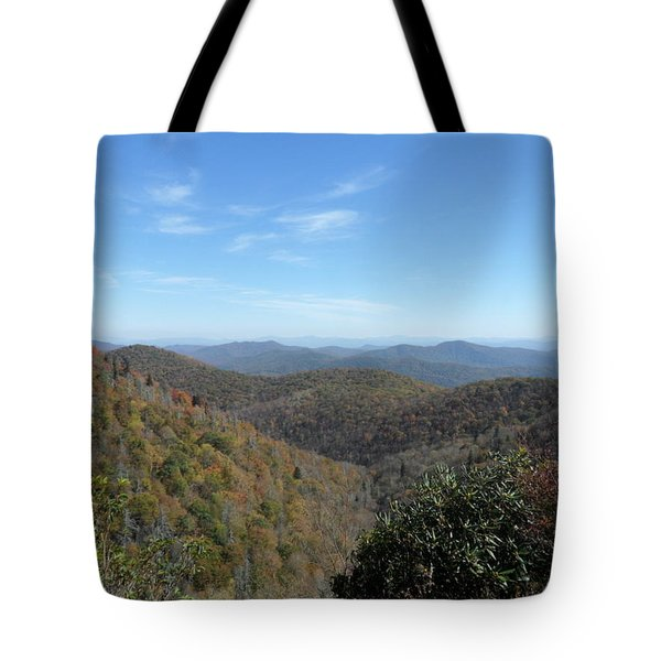 Smokies 6 Tote Bag