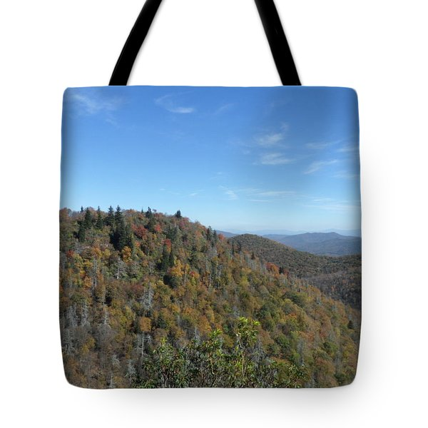 Smokies 7 Tote Bag