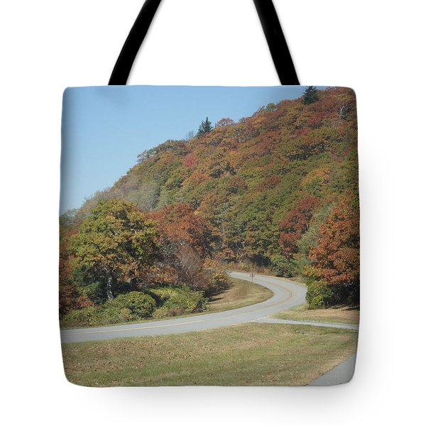 Smokies 9 Tote Bag