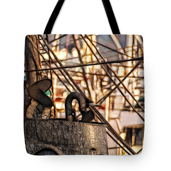 Smokin' Tote Bag