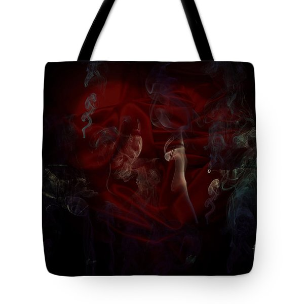 Smoking Desire Tote Bag