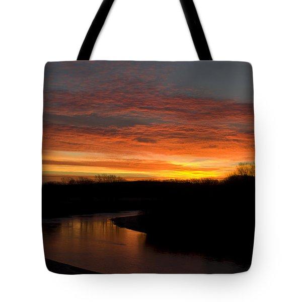 Smoky Hill Beauty Tote Bag
