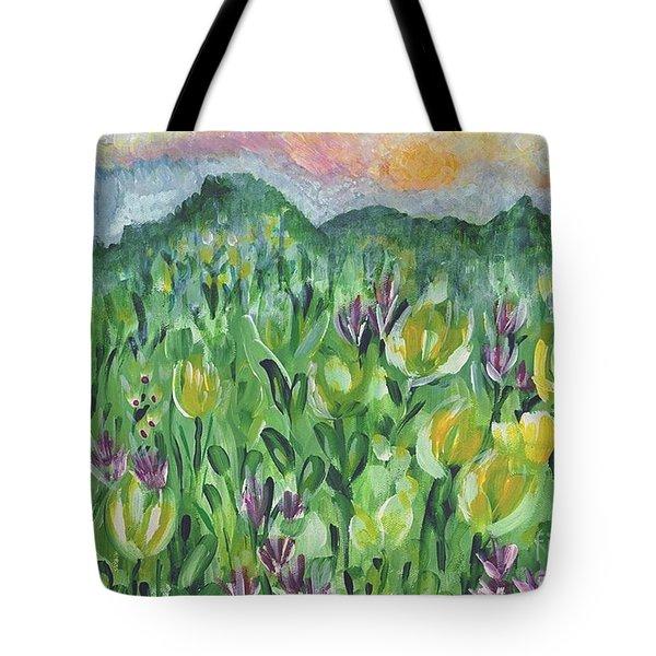 Smoky Mountain Dreamin Tote Bag