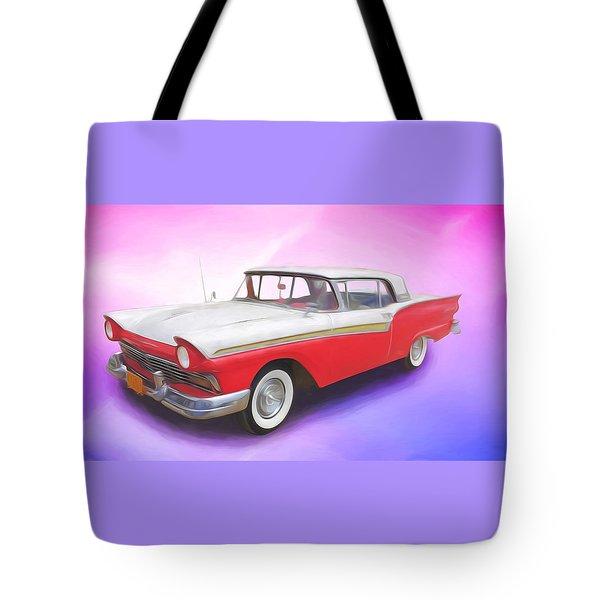 Smooth Rider Tote Bag
