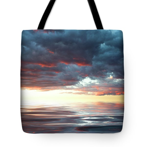 Smooth Sailing Tote Bag by Jerry McElroy