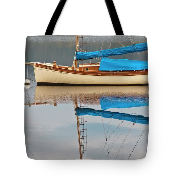 Tote Bag featuring the photograph Smooth Sailing by Werner Padarin