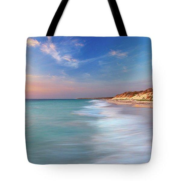Smooth Waters, Quinns Rocks, Perth Tote Bag