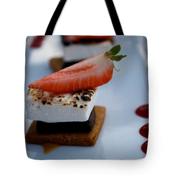 Smore Please Tote Bag by Lisa Knechtel