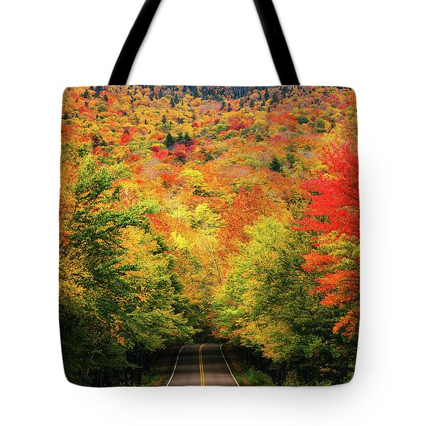 Smuggler's Notch Tote Bag