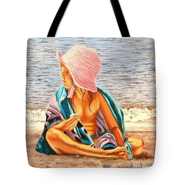 Snack Time - Merienda Tote Bag