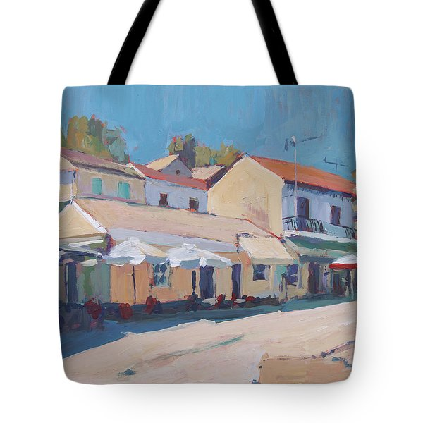 Snackbar Europe Loggos Tote Bag