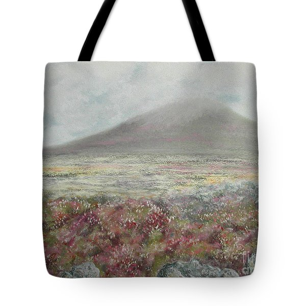 Snaefell Heather Tote Bag