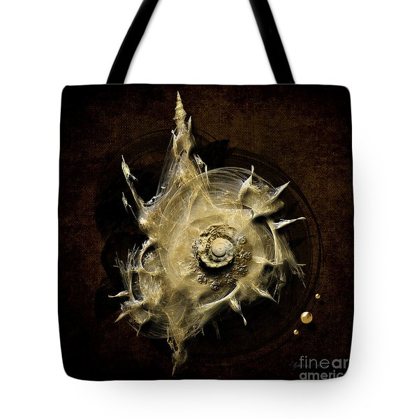Sea Shell Tote Bag