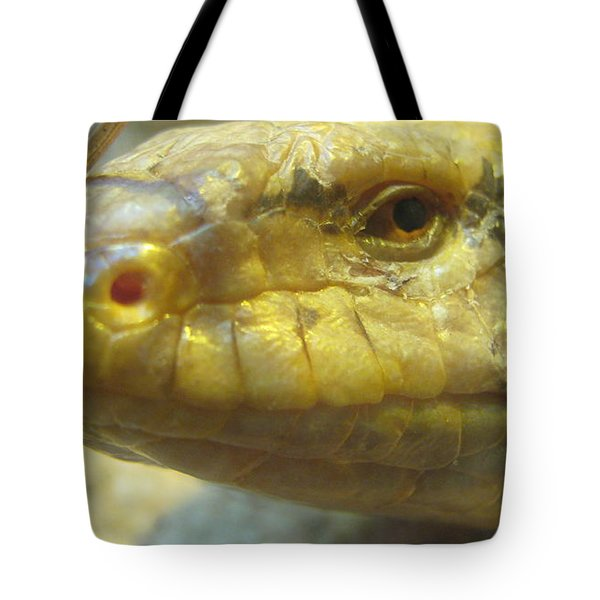 Snake Eye Tote Bag