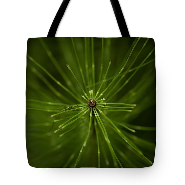 Snake Grass Tote Bag