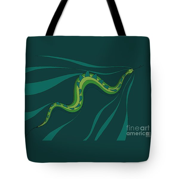 snakEVOLUTION I Tote Bag