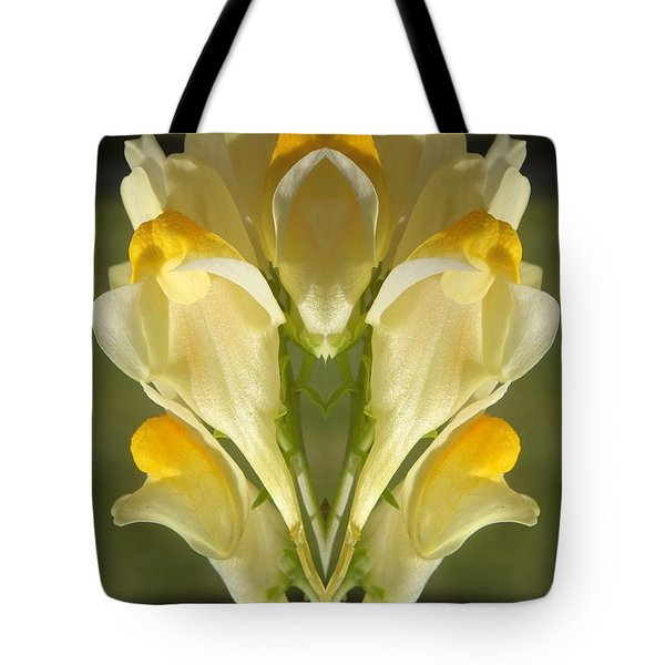 Snappy Bouquet Tote Bag