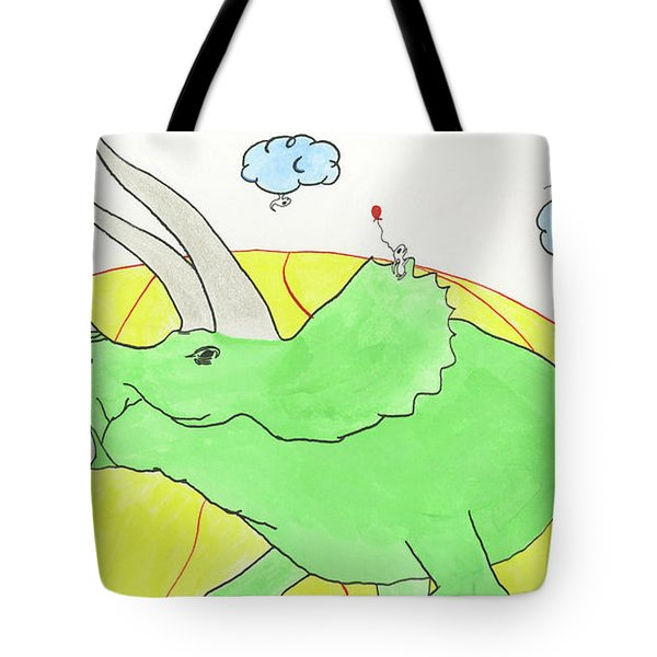 Sneakrets At The Extinction Moment Tote Bag