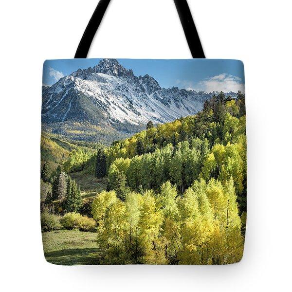 Sneffels In September Tote Bag