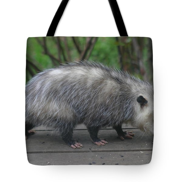 Sniffing Around Tote Bag by Kym Backland