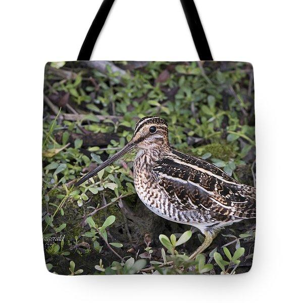 Snipe Hunt Tote Bag