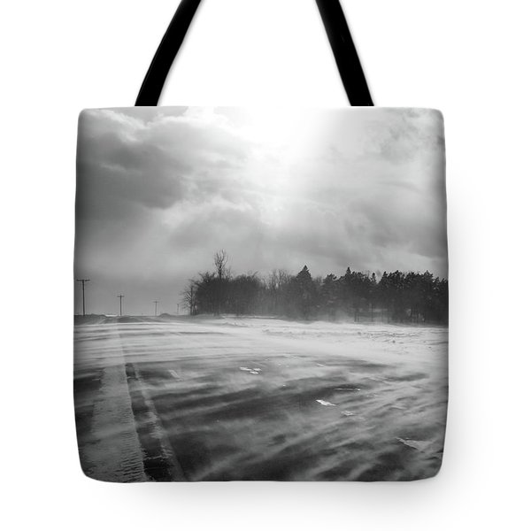 Tote Bag featuring the photograph Snl-2 by Ellen Lentsch
