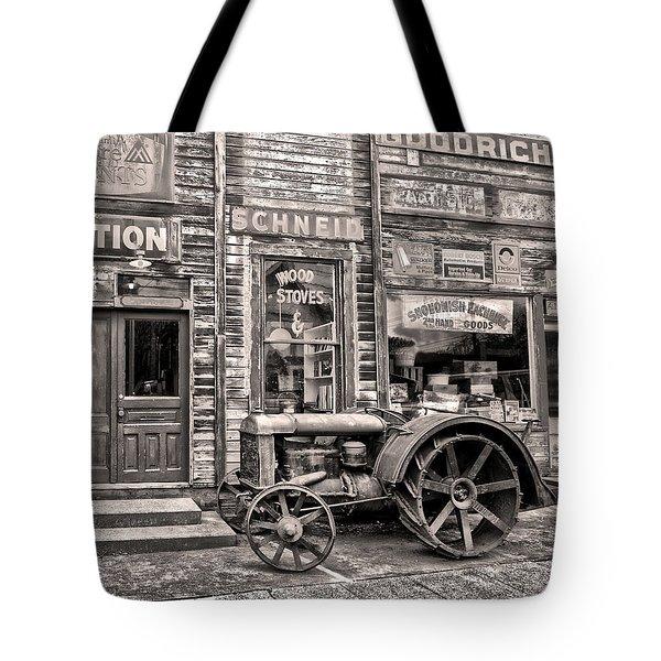 Snohomish Antiques Tote Bag