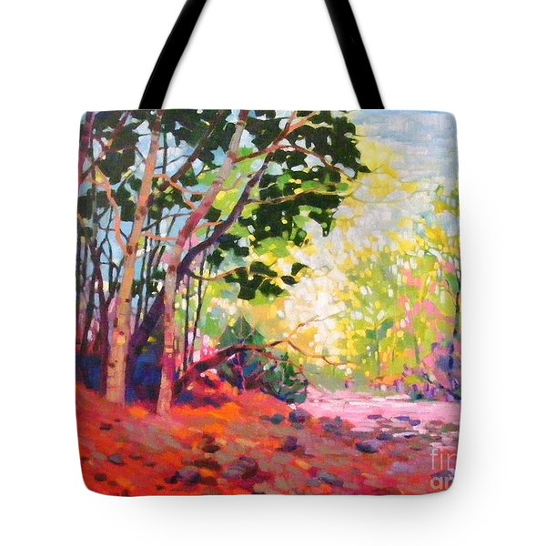 Snoqualmie Story Tote Bag
