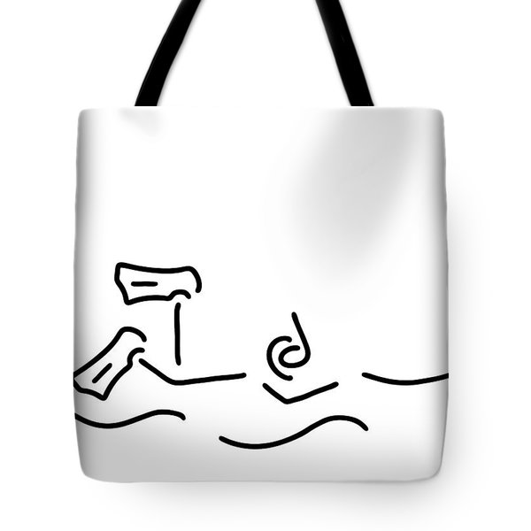 Snorkel Divers Dive Tote Bag